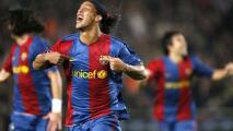 ¡Feliz cumple! La magia de Ronaldinho en la Champions League