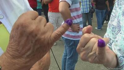 Prolongarán una hora más las votaciones en Venezuela