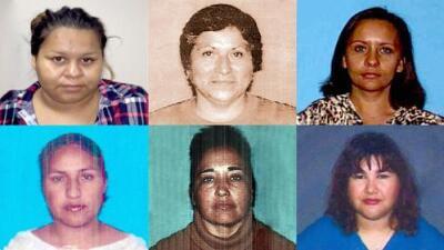 """""""Armadas y peligrosas"""": 6 mujeres del narco que la DEA no ha podido atrapar en años"""