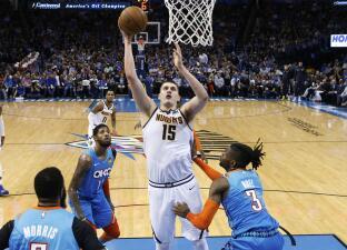Carrusel NBA: la derrota de Golden State en tiempo extra y los triunfos de Denver y Portland ponen al Oeste al rojo vivo