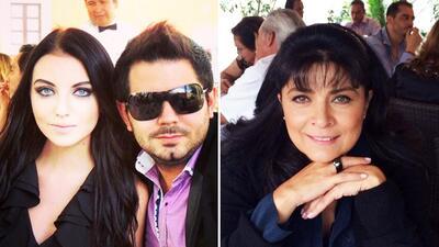 La novia de José Eduardo Derbez es súper fan de Victoria Ruffo