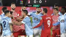 Néstor Araújo fue titular y el Celta sacó empate en LaLiga