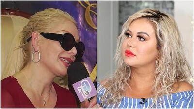 Marisela le da un consejo a Chiquis Rivera para superar los escándalos públicos