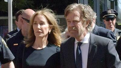 Felicity Huffman pagará 14 días de cárcel por el escándalo de los sobornos universitarios
