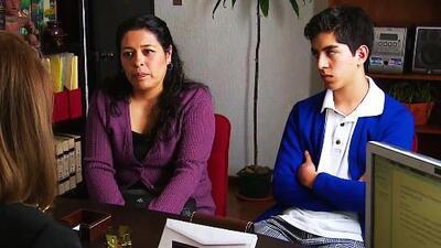 Una madre le da una gran lección a su hijo rebelde