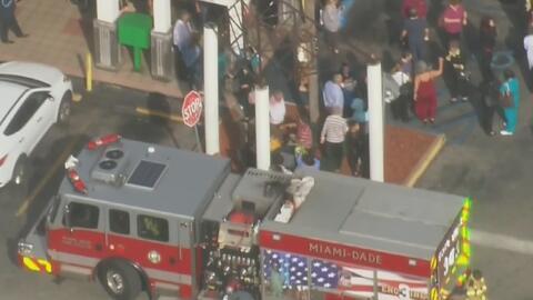 Dos nuevas amenazas de bomba provocan alarma en Miami