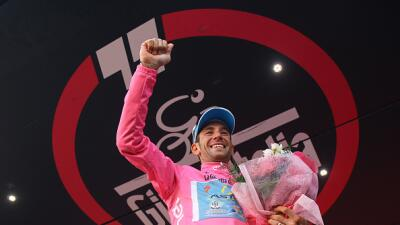 Vincenzo Nibali arrabata liderato al colombiano Chavez y es virtual campeón del Giro