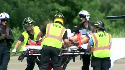 Identifican al peatón que resultó gravemente herido al ser chocado por conductor que se dio a la fuga en Hialeah