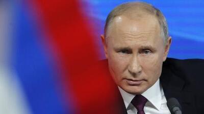 """Putin """"está de acuerdo"""" con la decisión de Trump de sacar las tropas de Siria"""