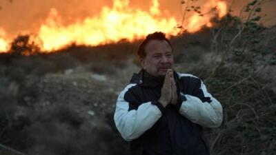 Ordenan la evacuación de más de 230,000 residentes de Los Ángeles y Ventura por incendios