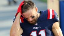 Cortan Patriots a Julian Edelman tras 11 temporadas