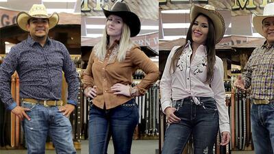 PROMOCIÓN: ¿Quién se vistió mejor de vaquero?