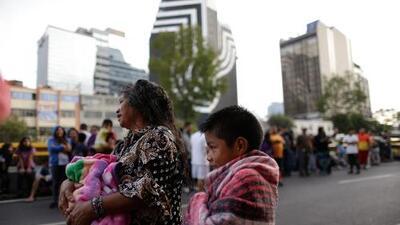 Un terremoto de 6.1 vuelve a disparar las alarmas en Ciudad de México