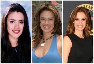 Luz Elena ayer y hoy, ¿se ve mejor ahora?