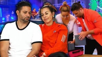 No pueden salir del último lugar: Ana y Jorge volvieron a perder