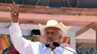 """""""Si simpatizas con López Obrador, este mensaje te interesa"""": mexicanos reciben llamadas para que no voten por el candidato de la izquierda"""