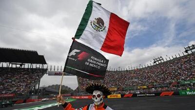 México podría quedarse sin su Gran Premio de Fórmula 1 en 2020