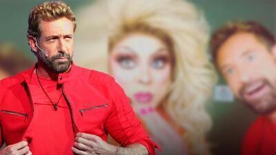 """Sorprenden a Gabriel Soto con otra rubia y el actor """"se negó a revelar su identidad"""""""