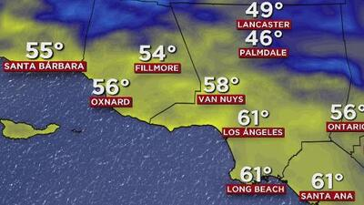 Los Ángeles recibirá un viernes con cielos despejados y sin probabilidad de lluvias