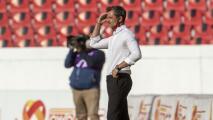 """Diego Cocca: """"Estábamos realmente mal, pero hoy estamos saliendo"""""""