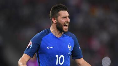 Gignac se perfila para reforzar a Francia en Juegos Olímpicos