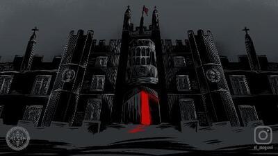 Los fantasmas del palacio de Hampton Court
