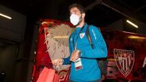¡Lo mandan a casa! Raúl García se pierde duelo ante Atleti porque tenía fiebre