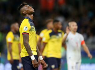En fotos: Japón y Ecuador dividieron los puntos en su despedida de la Copa América 2019
