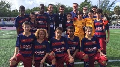 Barcelona y Raúl desatan polémica por una foto