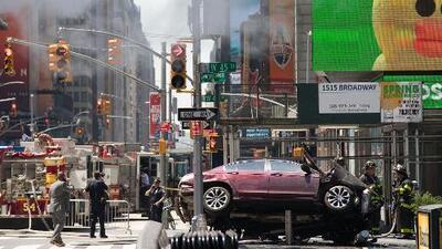 'Nueva York en un Minuto': se esperan los resultados toxicológicos del conductor que atropelló a varias personas en Times Square