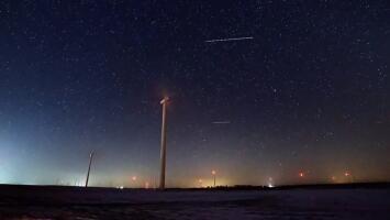 En video: espectacular timelapse captura una lluvia de meteoritos sobre el cielo de Oklahoma