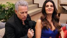 """Alexis Ayala reclama al escuchar que Marcus Ornellas será el """"amor bonito"""" de Mayrín Villanueva en Si Nos Dejan"""