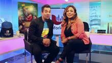¡Omar Chaparro platicó con Glorybella acerca de su nueva película 'No Manches Frida'!