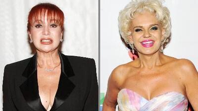 Se rumora que Iris Chacón renunció a obra de teatro para no trabajar con Charytín