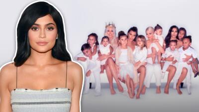 Kylie Jenner se convirtió nuevamente en tía