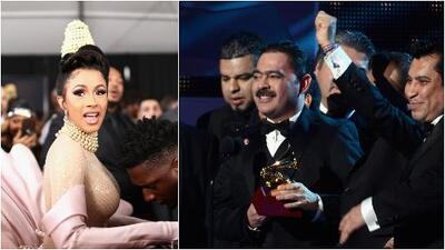 ¿Hay planes de una colaboración entre Cardi B y Los Tucanes de Tijuana?