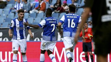 El Oporto remonta 2-1 al Académica sin Casillas ni Layún