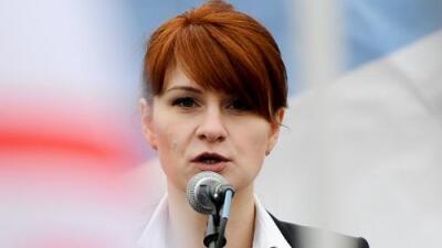 Un informe del Senado revela que la NRA facilitó las operaciones de la conocida espía rusa Maria Butina en EEUU