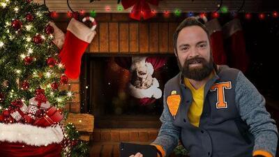 """""""La neta, ¿existe o no existe este vato"""": El Borrego puso a sus padres en la cuerda floja acerca de Santa Claus"""