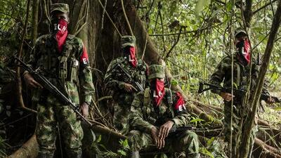 War or peace? Colombia's ELN guerrillas face fork in the road
