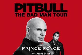 Pitbull y Prince Royce llevarán su sabor al escenario