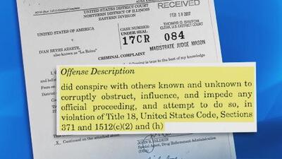 Detienen en Chicago a exoficial de la Policía Federal de México que estaría vinculado con el Cártel de los Beltrán Leyva
