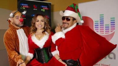El Bueno, La Mala y El Feo te desean lo mejor en esta Navidad