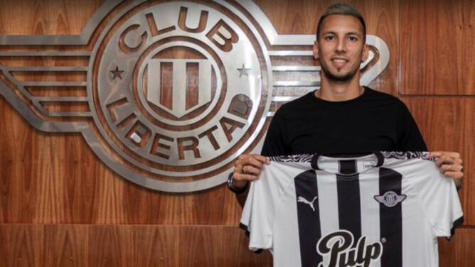 Leonel Vangioni jugará en Paraguay