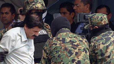 'El Chapo' Guzmán pasó la noche en una cárcel de Nueva York y será presentado ante una Corte en Brooklyn