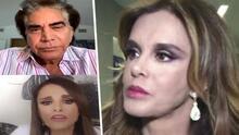 Conflicto entre Lucía Méndez y 'El Puma': La actriz desmiente que fue su culpa que el cantante saliera de una telenovela
