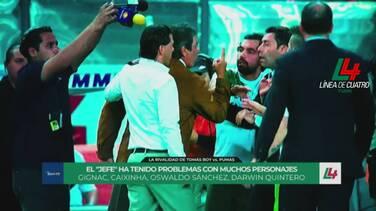Tomás Boy visita este domingo a su némesis: Pumas de la UNAM