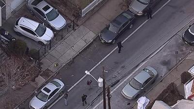 Tiroteo mortal en la avenida Seymour de Newark, New Jersey