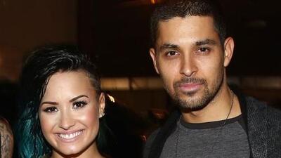 Demi Lovato quiere casarse ya con Wilmer Valderrama