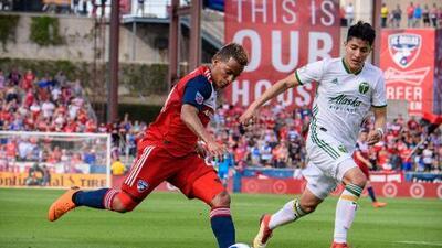 FC Dallas y Portland Timbers lucharán con uñas y dientes para alcanzar las semifinales del Oeste
